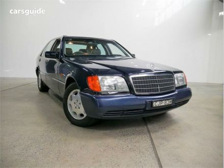 1992 Mercedes-Benz 400