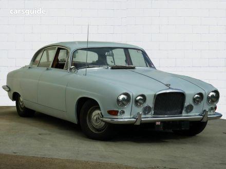 1965 Jaguar MK X