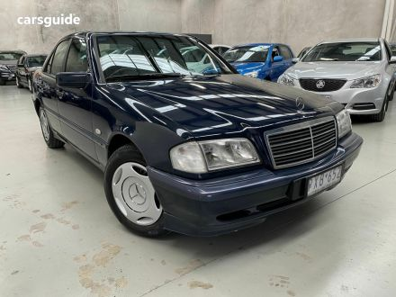 1999 Mercedes-Benz C180