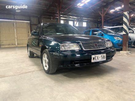 1998 Daihatsu Applause