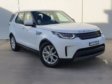 2020 Land Rover Discovery 4