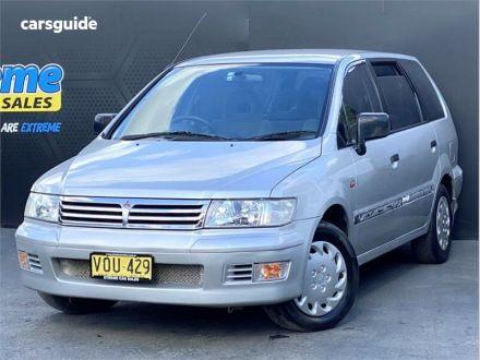 1999 Mitsubishi Nimbus