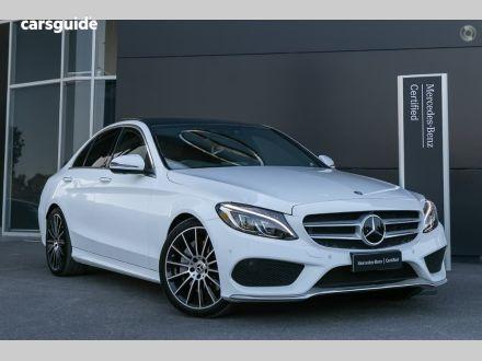 2017 Mercedes-Benz C250