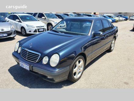 2001 Mercedes-Benz E200