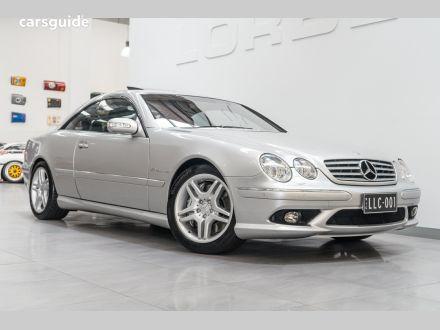 2003 Mercedes-Benz CL55