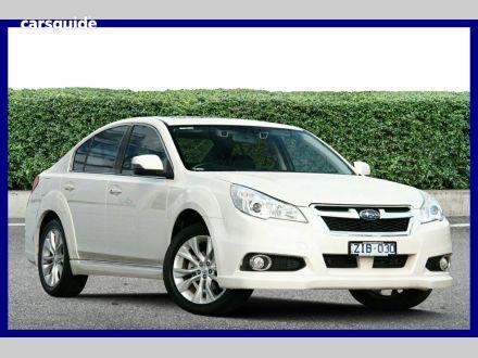 2012 Subaru Liberty