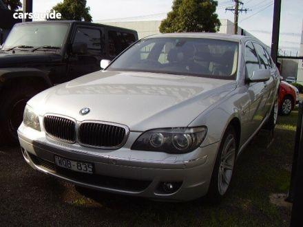 2008 BMW 740LI