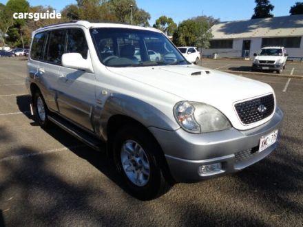 2006 Hyundai Terracan