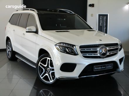 2017 Mercedes-Benz GLS350