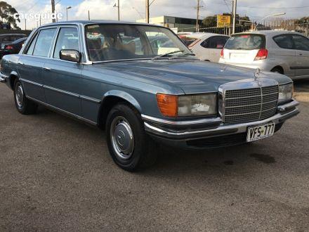 1979 Mercedes-Benz 450