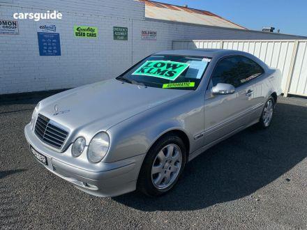 2000 Mercedes-Benz CLK200
