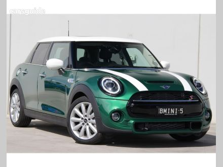 2020 Mini 5D Hatch
