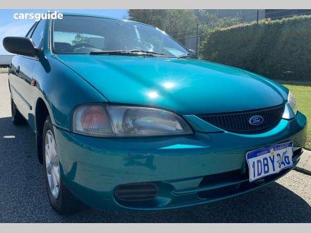 1998 Ford Laser