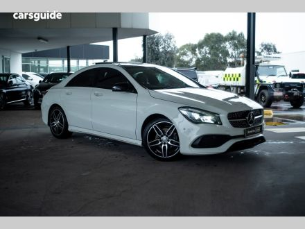 2016 Mercedes-Benz CLA200