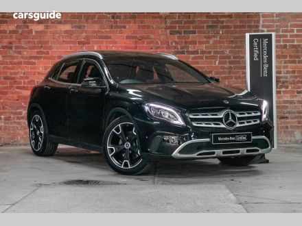 2019 Mercedes-Benz GLA250