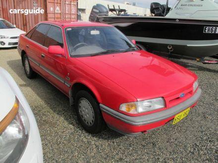 1991 Ford Telstar