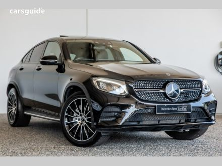 2019 Mercedes-Benz GLC350