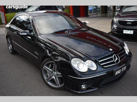 2006 Mercedes-Benz CLK63