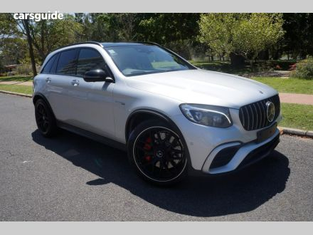 2019 Mercedes-Benz GLC63