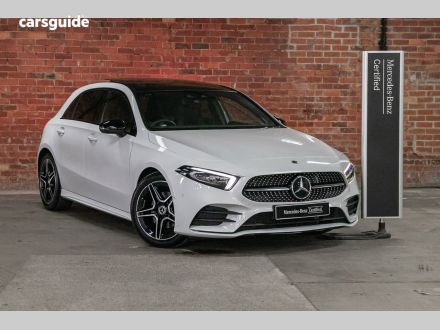 2019 Mercedes-Benz A180