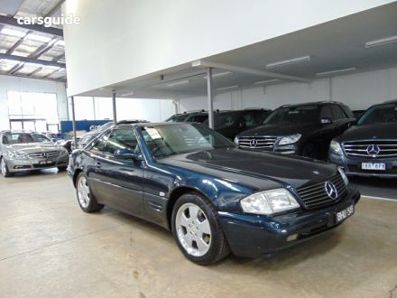 1998 Mercedes-Benz SL280