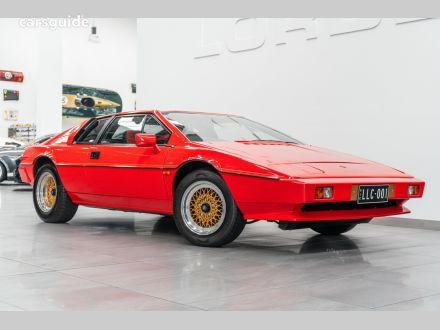 1984 Lotus Esprit