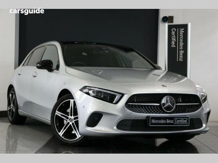 2018 Mercedes-Benz A250