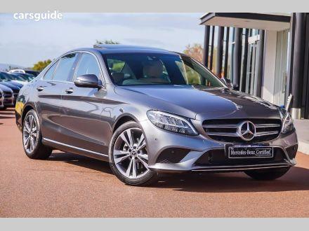 2018 Mercedes-Benz C200
