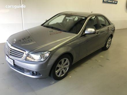 2008 Mercedes-Benz C200