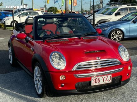 2008 Mini Cabrio