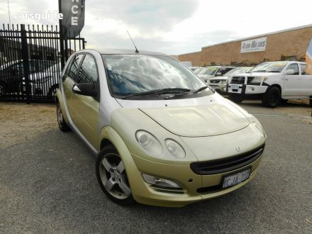 2006 Smart Forfour
