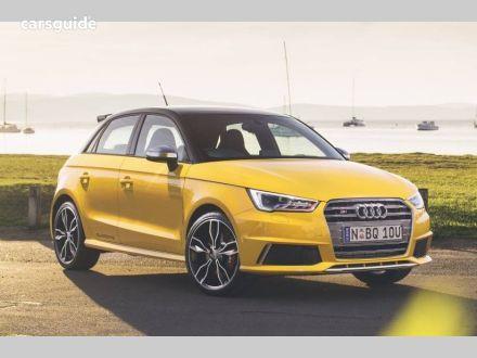 2020 Audi S1