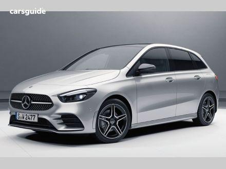 2020 Mercedes-Benz B180