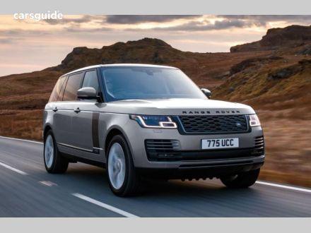 2020 Land Rover Range Rover Autobiograph