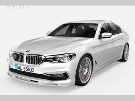 2020 BMW Alpina B5