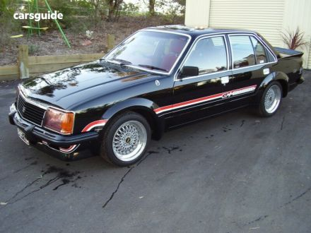 1985 Holden HDT Commodore