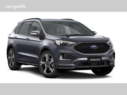 2020 Ford Endura