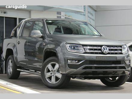 2019 Volkswagen Amarok
