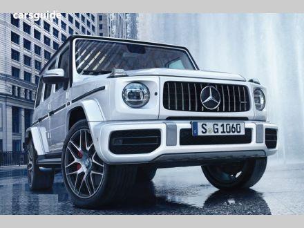 2020 Mercedes-Benz G63