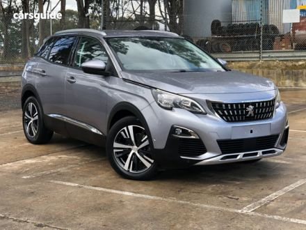 2019 Peugeot 3008