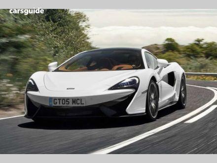 2020 McLaren 570GT