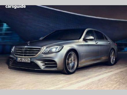2020 Mercedes-Benz S450