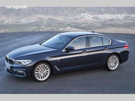 2020 BMW 530D