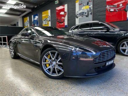 2014 Aston Martin V8