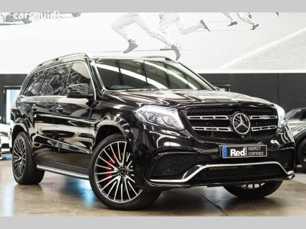 2016 Mercedes-Benz GLS63