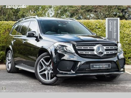 2016 Mercedes-Benz GLS350