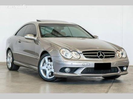 2007 Mercedes-Benz CLK500