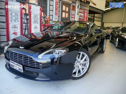 2015 Aston Martin V8