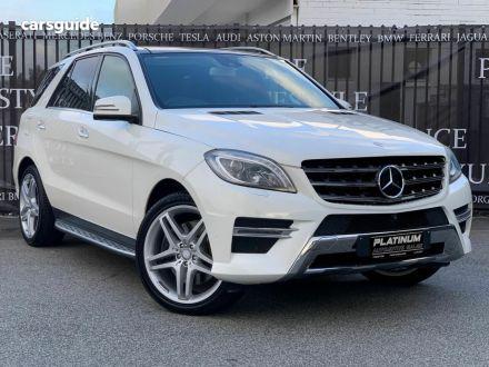 2015 Mercedes-Benz ML500