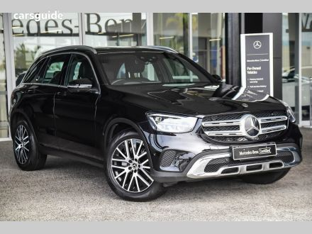 2019 Mercedes-Benz GLC200